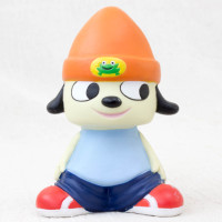 "Parappa The Rapper PARAPPA 4"" Figure JAPAN"
