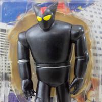 Tetsujin 28 Gigantor Black Ox Soft Figure Tezuka Osamu SEGA JAPAN ANIME MANGA
