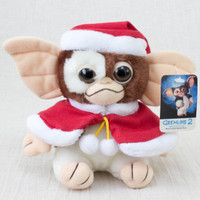 "Gremlins GIZMO Santa Cosplay 6"" Plush Doll JUN Planning JAPAN"