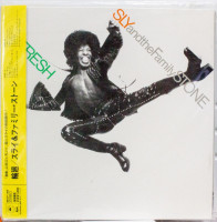 Sly and the Family Stone FRESH Japan Mini-LP CD 2007 Digital Remaster MHCP-1308