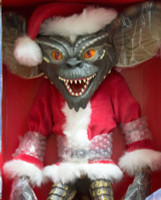 RARE!! Gremlins : 19 inch Stripe Gremlin Santa Costume figure Jun Planning JAPAN