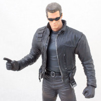 Terminator 3 T-850 as Arnold Schwarzenegger 1/6 Scale Figure Kotobukiya JAPAN