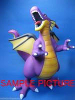 Dragon Quest Big Sofubi Monster Ryuou Ryuoh Figure JAPAN NES SQUARE ENIX