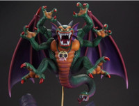 Dragon Quest Monster Gallery Sidoh Sydow Super HG Figure JAPAN NES SQUARE ENIX