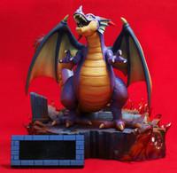 Dragon Quest Monster Gallery Ryuou Ryuoh Super HG Figure JAPAN NES SQUARE ENIX