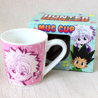HUNTER x HUNTER Killua Mug Cup JAPAN ANIME MANGA JUMP