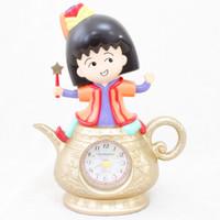 Retro Rare Chibimaruko Chan Figure Voice Sound Alarm Clock JAPAN ANIME MANGA