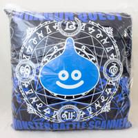 Dragon Quest Warrior Monster Battle Scanner Slime Cushion Pillow JAPAN