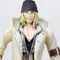 Final Fantasy VIII Snow Villiers PLAY ARTS PVC Action Figure Square Enix JAPAN
