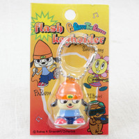 Parappa The Rapper PARAPPA Figure Key Chain JAPAN ANIME GAME