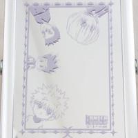 RARE! Hunter x Hunter Stand Mirror Gon Killua Curarpikt JAPAN ANIME MANGA