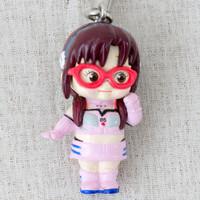 Evangelion Mari Makinami Plug Suit Rose O'neill Kewpie Kewsion Strap JAPAN ANIME