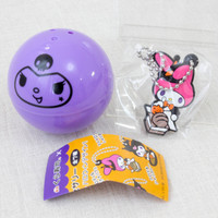 My Melody & Kuromi Mini Mascot Ballchain Kura Sushi JAPAN ANIME SANRIO FIGURE