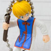 HUNTER x HUNTER Curarpikt Swing Mascot Figure Key Chain Bandai JAPAN ANIME MANGA