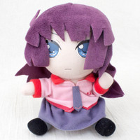 Bakemonogatari Hitagi Senjogahara Plush Doll JAPAN ANIME MANGA