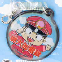 Momotaro Dentetsu Mascot LCD Cleaner Hudson Momotetsu JAPAN ANIME GAME