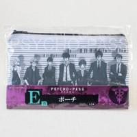 Psycho-Pass Ichigakari Member Ver. Pouch Mini Bag Taito Kuji JAPAN ANIME