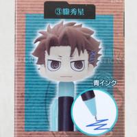 Psycho-Pass Syusei Kagari Ball Point Pen Taito Kuji JAPAN ANIME MANGA