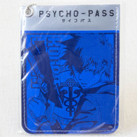 Psycho-Pass Shinya Kogami Pass Card Holder Case JAPAN ANIME MANGA