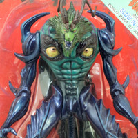 Devilman ZANNIN Action Figure Green/Purple Ver. Fewture JAPAN ANIME MANGA