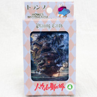 Howl's Moving Castle Trump Playing Cards Studio Ghibli JAPAN ANIME MANGA