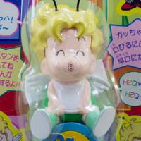 Dr. Slump Arale chan Gatchan Talking Figure Toy Bandai JAPAN ANIME MANGA
