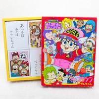 Retro Dr. Slump Arale chan Karuta Japanese Card Game JAPAN ANIME MANGA