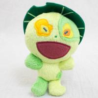 Ao no Blue Exorcist Ni chan Greenman Plush Doll Ballchain JAPAN ANIME MANGA