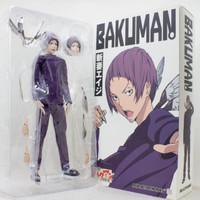 BAKUMAN Eiji Niizuma Action Figure RAH Medicom Toy JAPAN ANIME MANGA