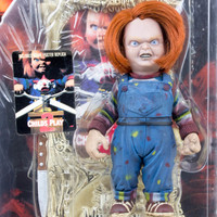Child's Play Chucky Movie Maniacs Figure McFarlane Toys Featue Film Figures