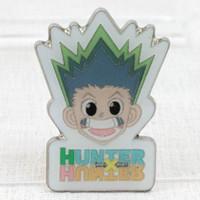 RARE! HUNTER x HUNTER Gon Freecss Pins JAPAN ANIME MANGA SHONEN JUMP