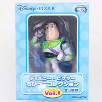 Disney Pixar Chibikko Collection Toy Story Buzz Lightyear Mini Figure SEGA JAPAN