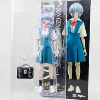 Evangelion Rei Ayanami School Uniform Figure RAH Medicom Toy JAPAN ANIME MANGA