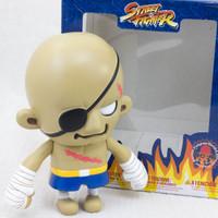 Street Fighter 2 Sagat Figure Panson Works Kotobukiya JAPAN GAME