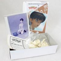 Retro Rare Evangelion Maya Ibuki 1/8 Resin Cast Model Kit SEGA JAPAN ANIME