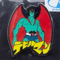 Devilman Anime Ver. Pins Yutaka JAPAN ANIME MANGA NAGAI GO