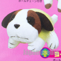 Heidi Girl of the Alps Joseph Dog Cute Mate Mini Plush Doll Figure Kabaya JAPAN