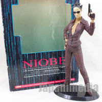 Matrix Reloaded NIOBE 1/6 PVC Figure Artfx Kotobukiya JAPAN