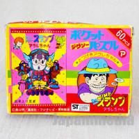 Retro Dr. Slump Arale chan Pocket Zigsaw Puzzle 60pc JAPAN ANIME MANGA 2