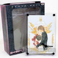 Death Note Picture Desktop Clock Yagami Light & L Banpresto JAPAN GAME