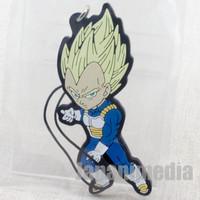Dragon Ball Z SS Vegeta Rubber Mascot Strap Banpresto WCF JAPAN ANIME MANGA