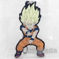 Dragon Ball Z SS Son Gokou Rubber Mascot Strap Banpresto WCF JAPAN ANIME MANGA 1