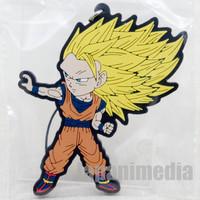 Dragon Ball Z SS3 Son Gokou Rubber Mascot Strap Banpresto WCF JAPAN ANIME MANGA