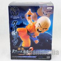 Dragon Ball Z Krillin Figure Tenkaichi SCultures JAPAN ANIME MANGA JUMP