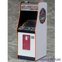 GALAGA Arcade Game Machine Collection Namco 1/12 Miniature Figure JAPAN