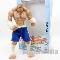 Street Fighter Sagat Roto Figure Blue Ver. SOTA Toy Capcom JAPAN GAME