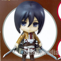 Attack on Titan Mikasa Ackerman Figure Nendoroid Good Smile Company JAPAN ANIME