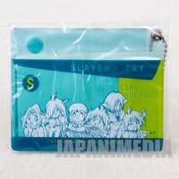 Slayers Try Pass Card Case Lina Inverse Gourry Xelloss JAPAN ANIME MANGA