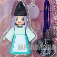 Hikaru no Go Fujiwara no SAI Figure w/ Strap Tinibiz JAPAN ANIME MANGA