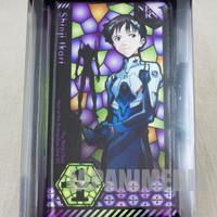 Evangelion Shinji Ikari Stained glass pattern Smart Phone Flip Cover BANDAI